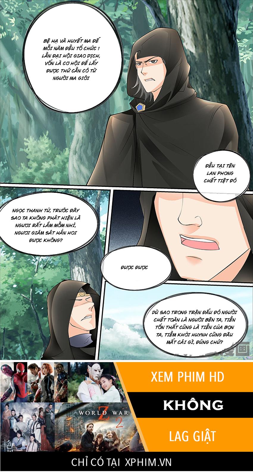 Tinh Thần Biến Chap 427 - Trang 9
