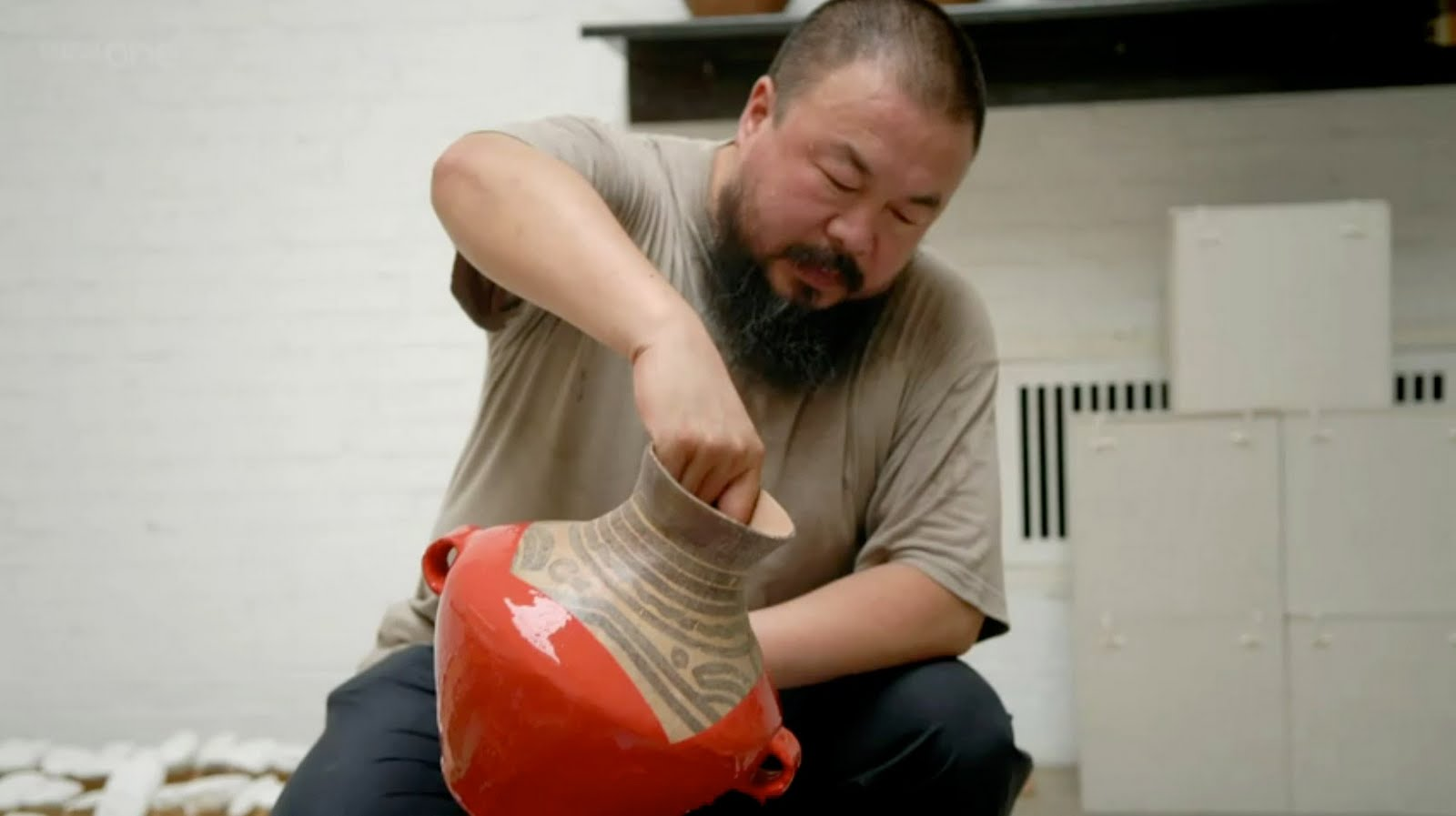 Portable antiquity collecting and heritage issues artist ai artist ai weiwei and the damage caused by antiquity collectors floridaeventfo Image collections