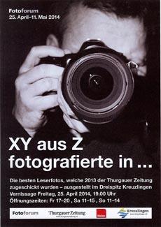 Fotoausstellung Kreuzlingen 2014