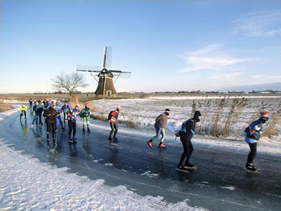 The Elfstedentocht [The Netherlands]