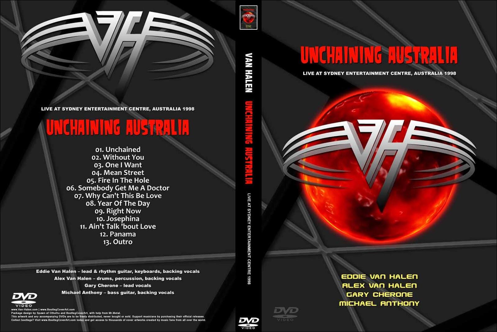 Van Halen Iii Live Van Halen Iii Sydney