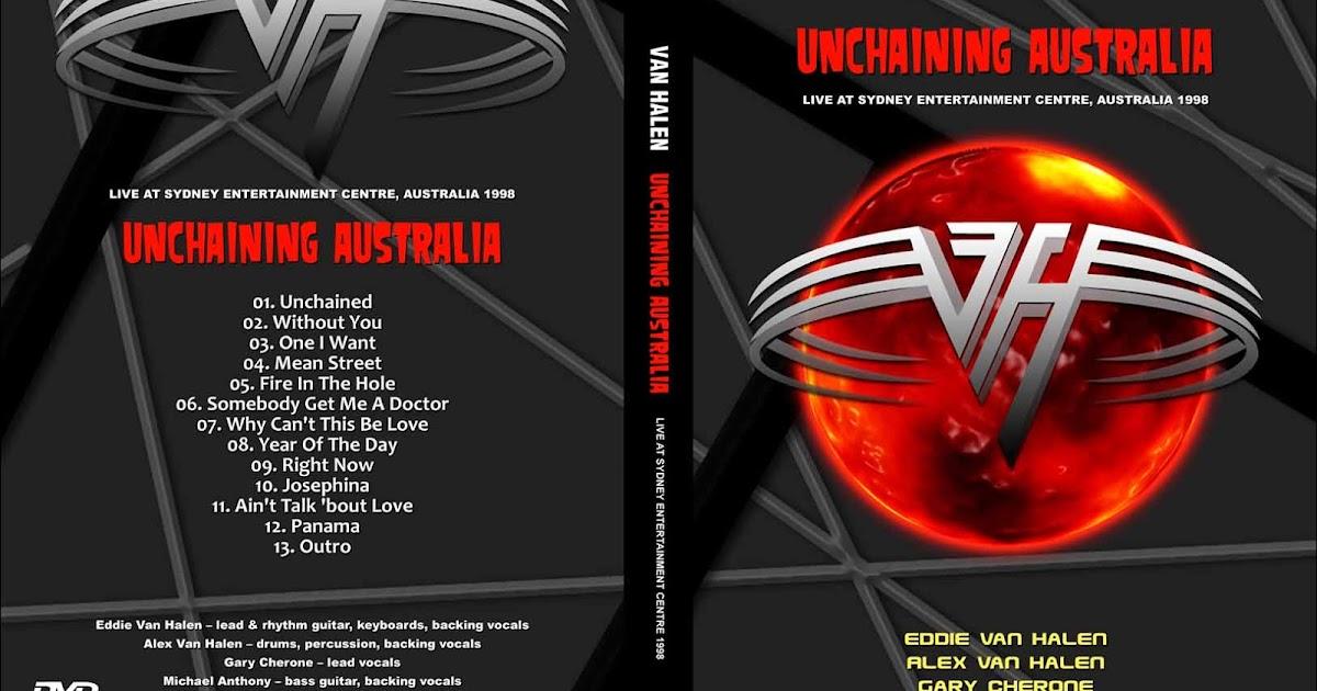Van halen concert dates in Australia