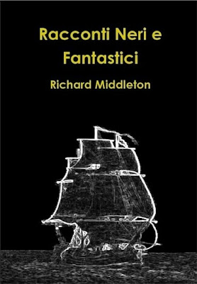 Racconti Neri e Fantastici, 2013, copertina