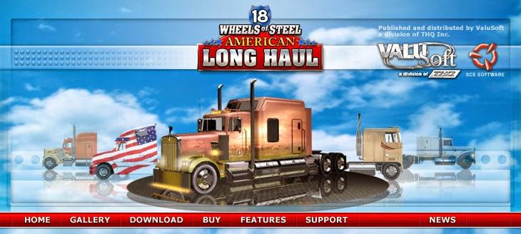 18 wheels of steel long haul crack download