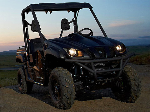 2013 Yamaha Rhino 700 FI Auto 4x4 SE ATV pictures. 480x360 pixels
