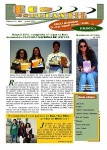 Jornal ECOESTUDANTIL, N.º 21