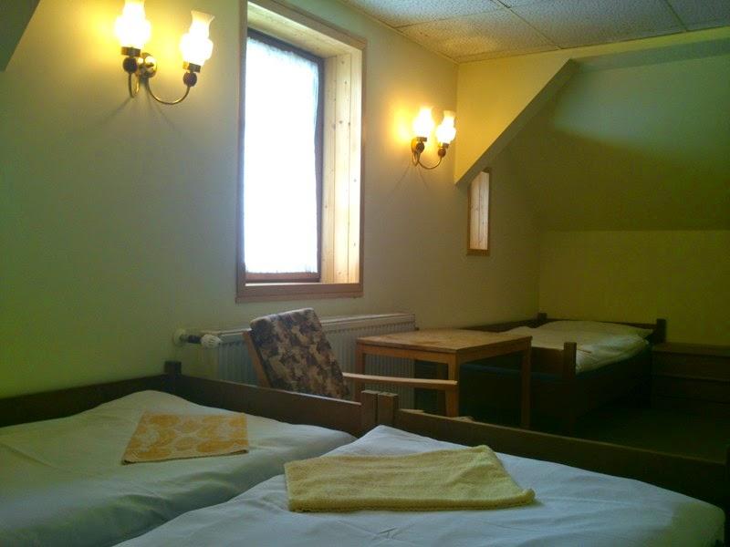 Ubytování na Martinově boudě