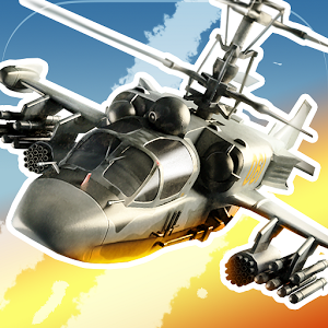CHAOS Combat Copters HD ‐ no1 v6.3.5 Full Game Apk