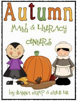 http://www.teacherspayteachers.com/Product/Autumn-Math-and-Literacy-Centers-155524