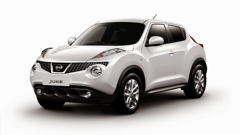 Gambar Nissan Juke 2015