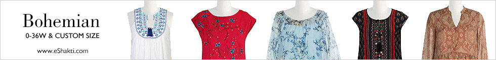 eShakti.com offers custom-made fashion at high quality and reasonable prices.