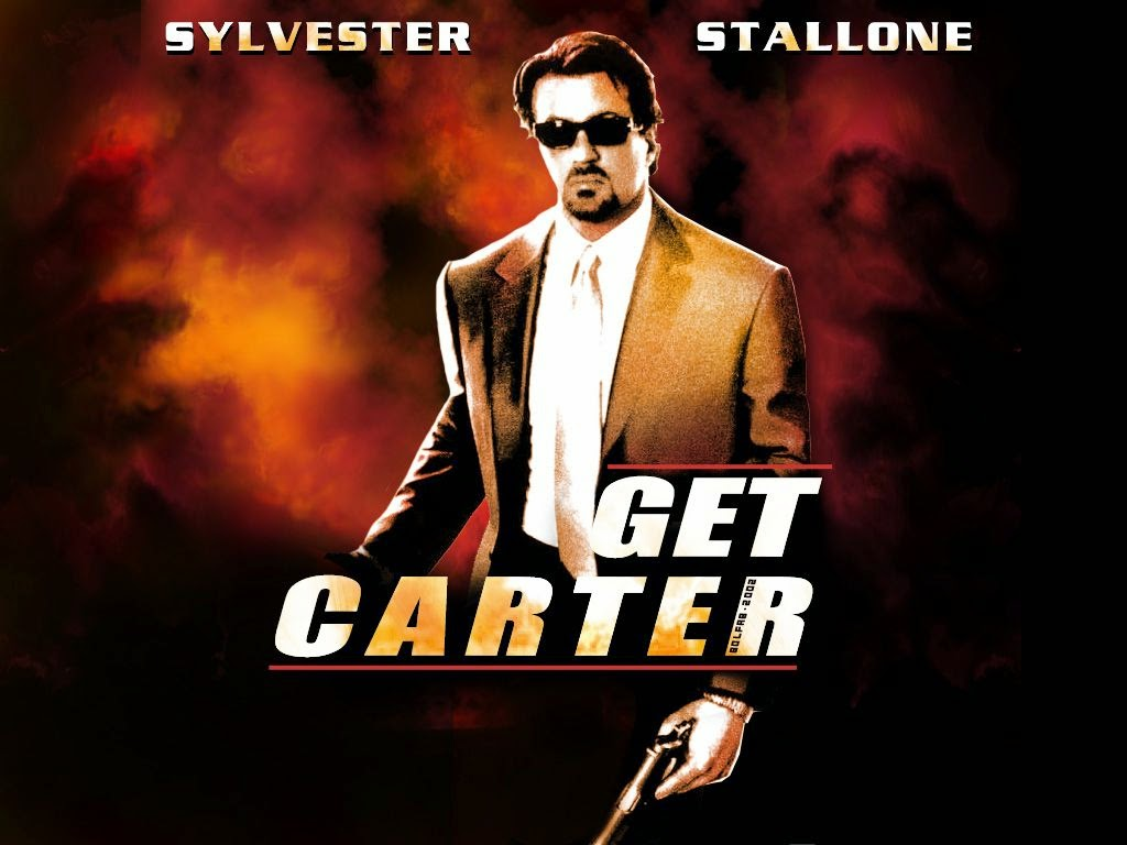 Get Carter (released in 2000) - Starring Sylvester Stallone, Miranda Richardson, Rachael Leigh Cook, Alan Cumming, Mickey Rourke, Michael Caine