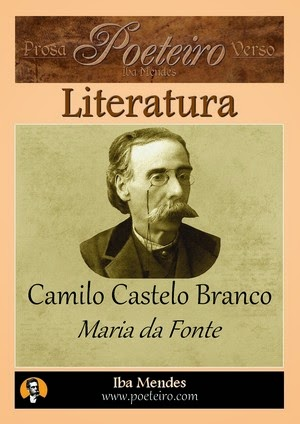 Maria da Fonte, de Camilo Castelo Branco gratis em pdf