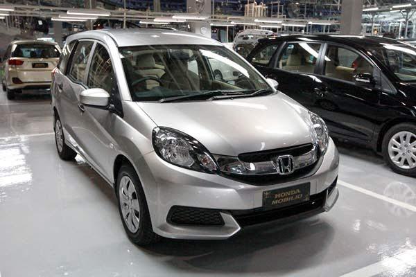 New Honda Mobilio Image