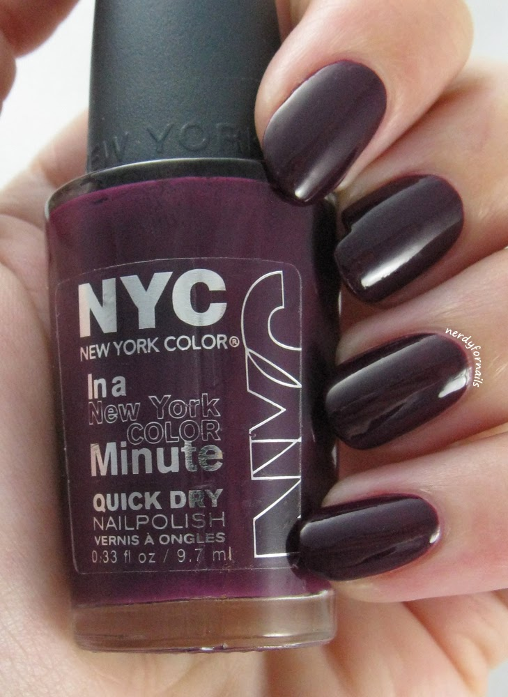 Nubbins- NYC Manhattan Swatch