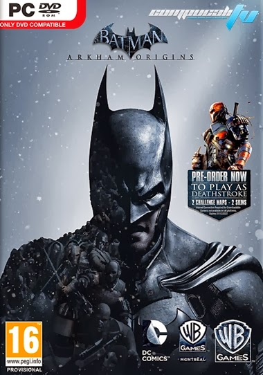 Batman Arkham Origins PC Full Español