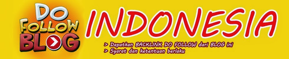 Blog Do Follow Indonesia