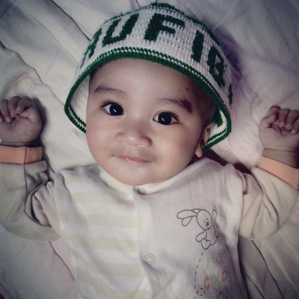 Anak Pertama Kami, Harraz Adha