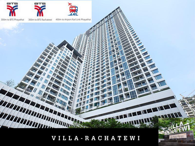 Condo Villa Rachatewi