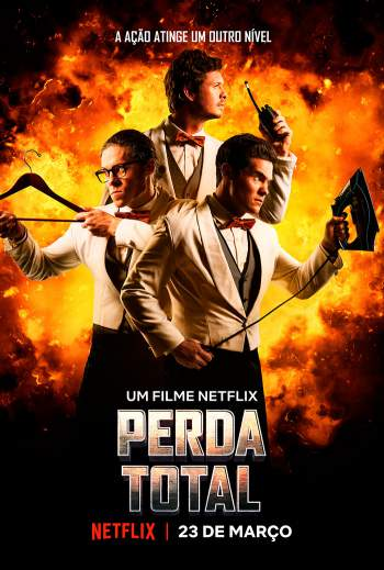 Perda Total Torrent – WEB-DL 720p/1080p Dual Áudio