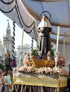 Corpus Christi Sevilla - Sor Angela de la Cruz