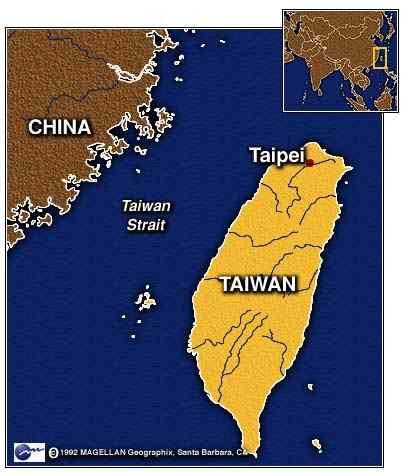 Perang China VS Taiwan, Paling Menguntungkan Amerika