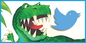 Follow Dinosaur Roar on Twitter