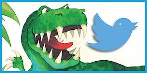 Follow Dinosaur Roar on Twitter