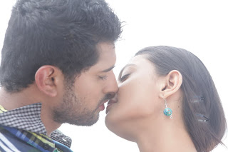Kiss Scene from movie Its My Love Story   Lovely Romantic Movie Stills