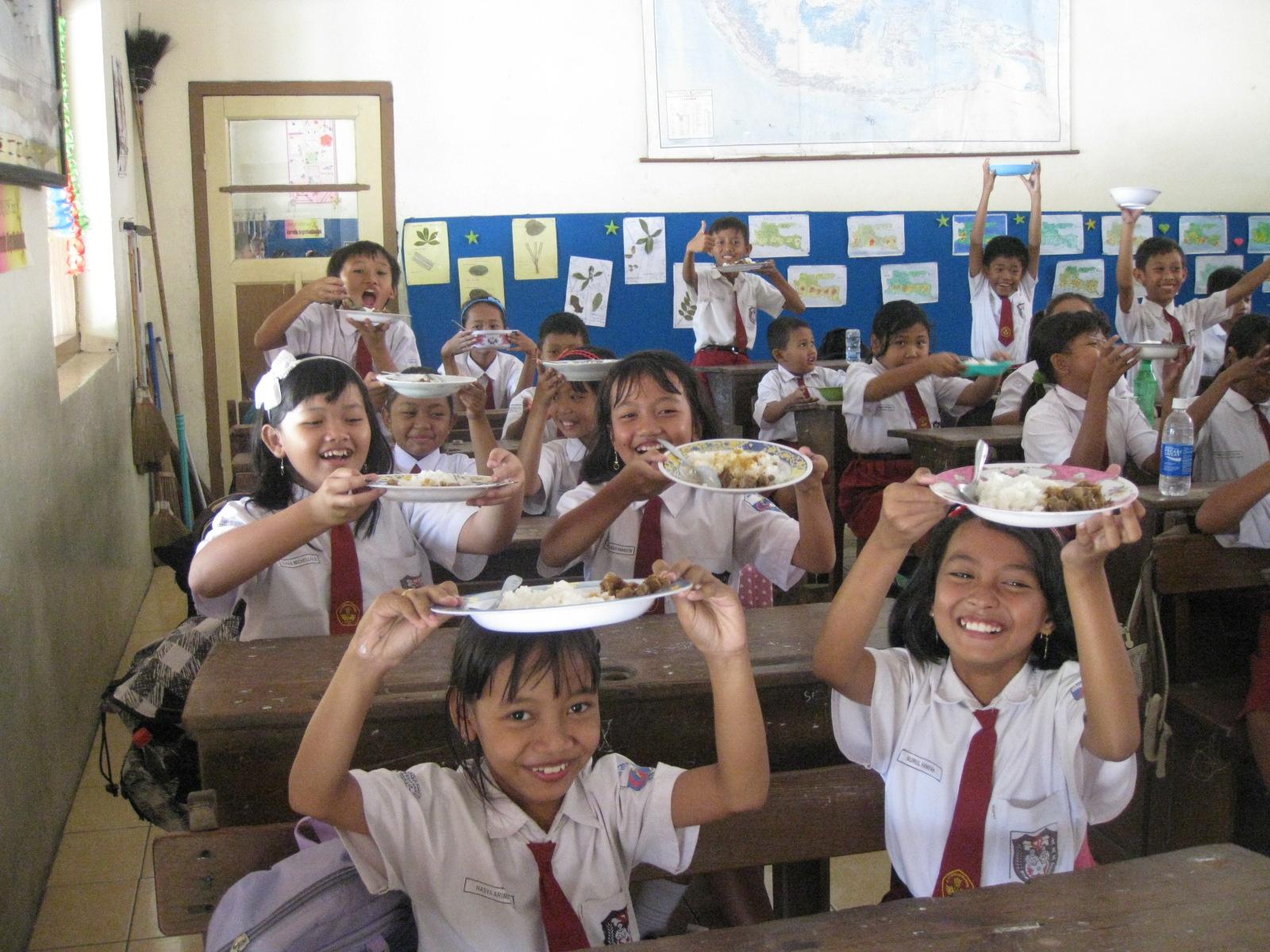 Contoh Pendidikan Karakter Anak Bangsa