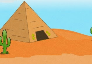 Melting-Mindz Desert Survival Escape 4 Game