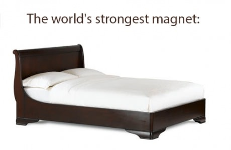 The world's strongest magnet