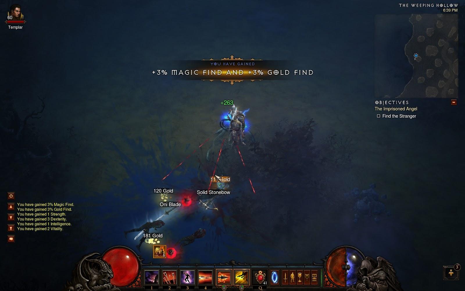 ARTICLE Diablo III : La Sorcire et le