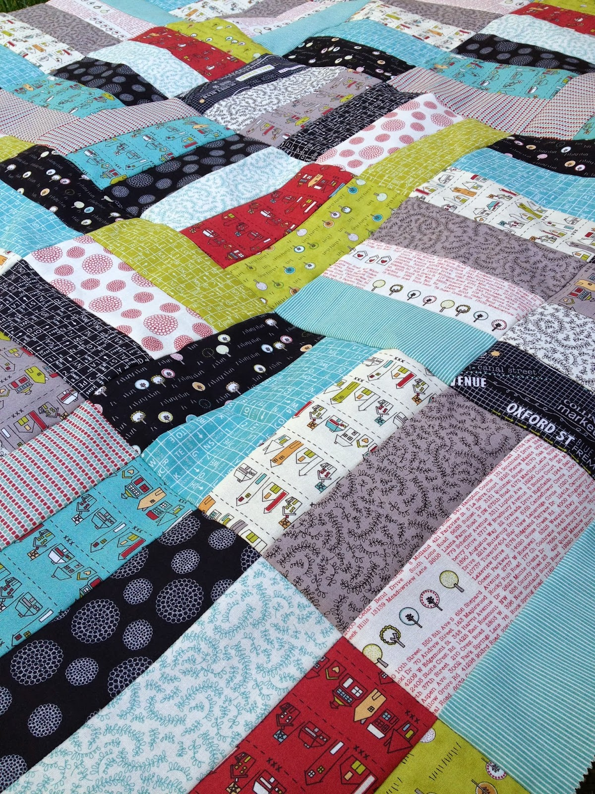 Heart Zipper Jelly Roll Jam Quilt Pattern Tutorial By Fat