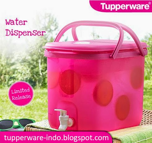 Tupperware Water Dispenser