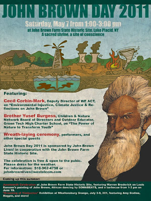 Climate Justice The Focus of John Brown Day