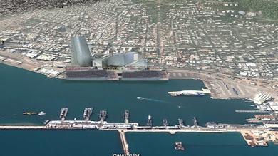 טרמינל רב תכליתי בנמל  חיפה