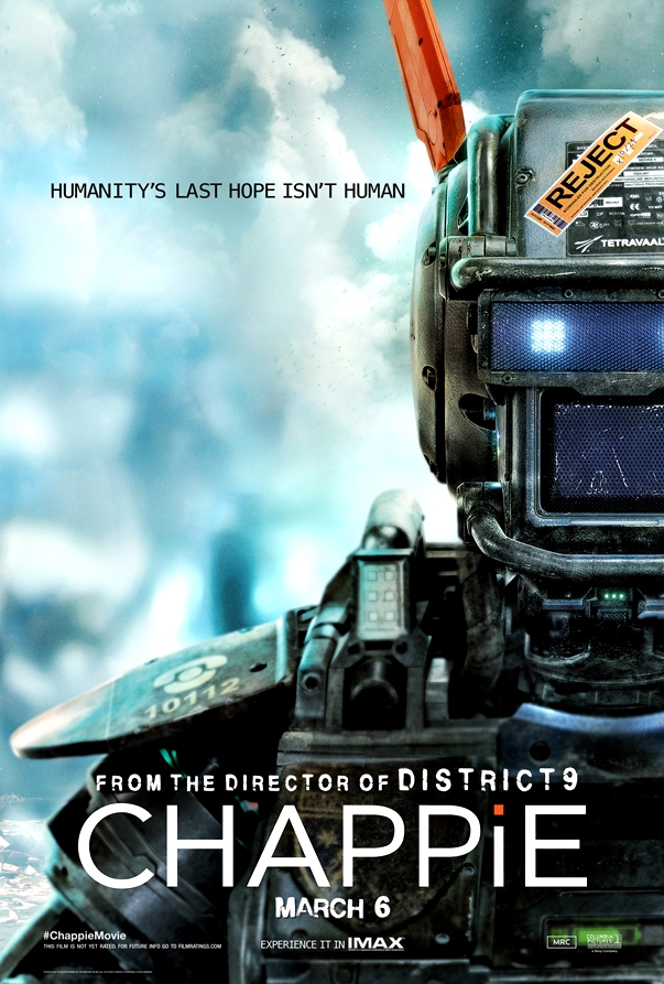 Póster: Chappie