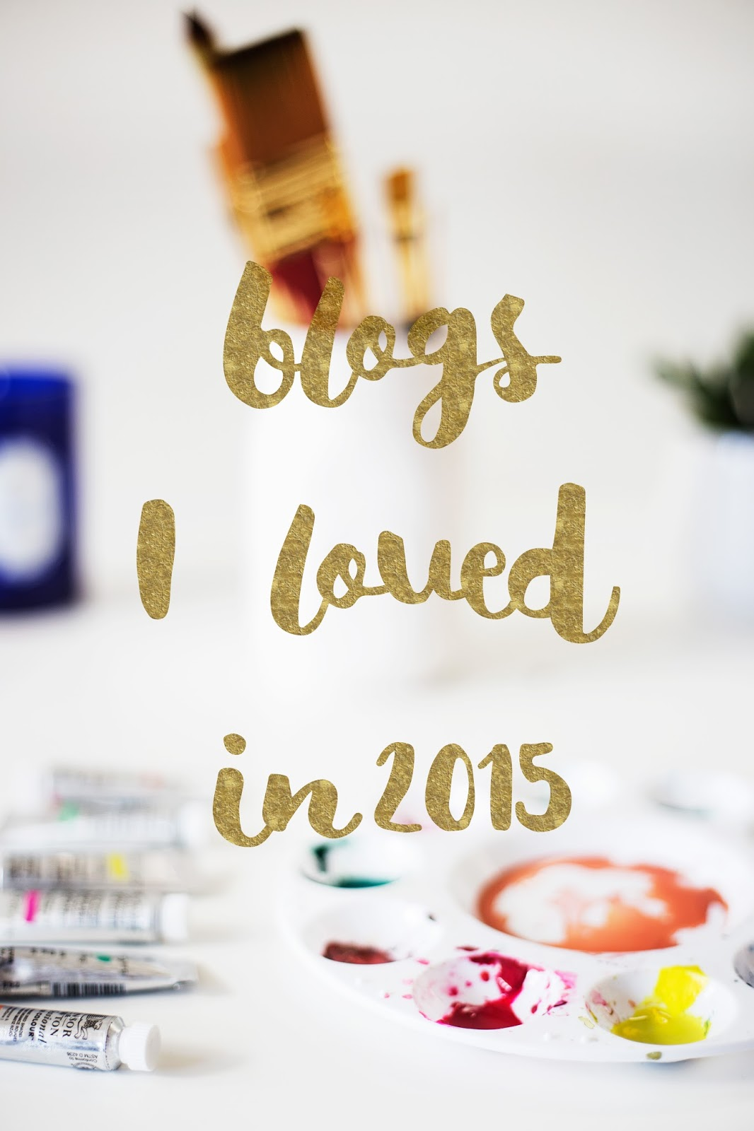 Top blogs of 2015