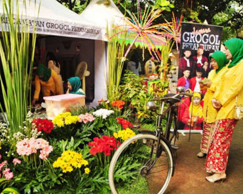 Festival Seni Budaya Betawi Hutan Kota Srengseng Di Jakarta Barat