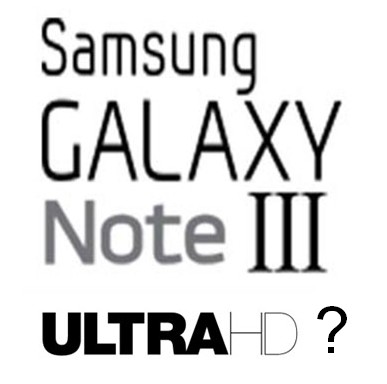 Secondo alcuni rumors provenienti dalla corea il nuovo phablet Galaxy Note 3 avrà il supporto all'audio hifi e ai video ultra hd da 4k di risoluzione