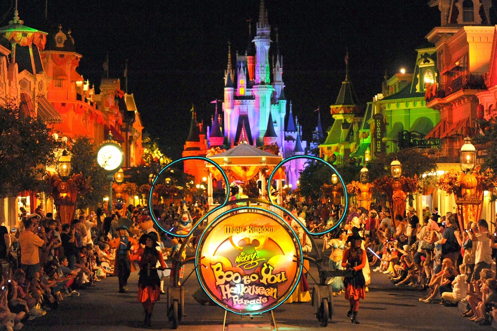 Happily Ever Disney : 2015 Mickey's Not So Scary Halloween Party ...