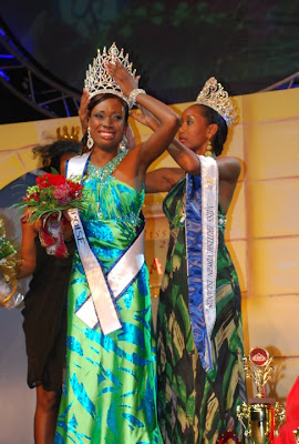 Abigail Hyndman,Miss British Virgin Islands 2011,Miss British Virgin Islands 2011 Winner