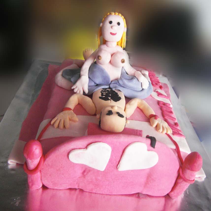 Cocinando con olivia tarta er tica - Decoracion erotica ...