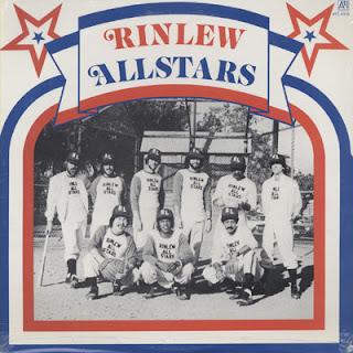 RINLEW ALLSTARS - RINLEW ALLSTARS (1978)