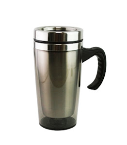 "CENTRUM LINK - ""UTB1000 - 450ML STAINLESS STEEL IMAC TUMBLER"""