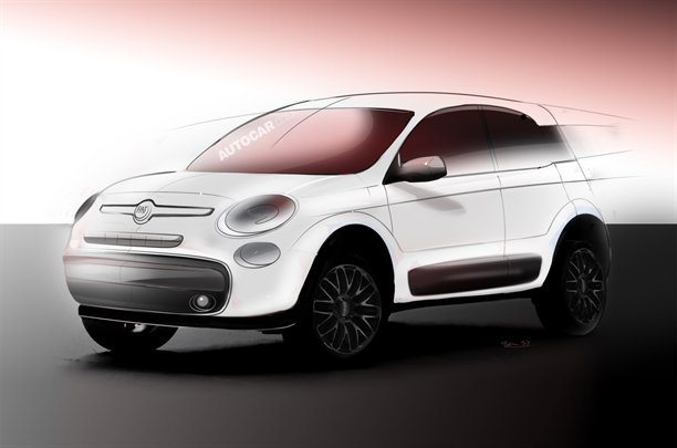 Fiat -500X