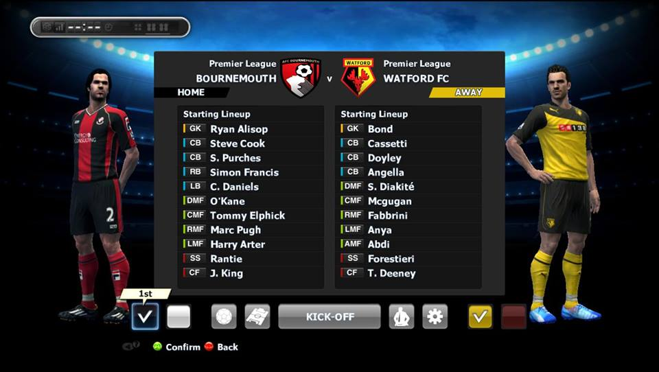 PESEdit 2013 Patch 60 Update Summer Transfers
