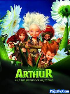 Arthur Và Sự Báo Thù Của Maltazard - Arthur And The Revenge Of Maltazard