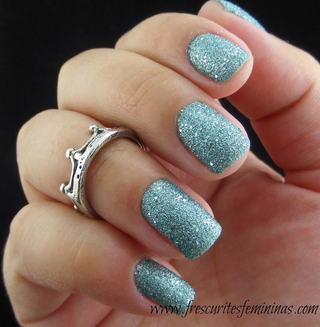Avon Stardust, Jewel Blue, Frescurites Femininas, Nail polish
